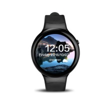 Cheap 1.39 inch Android 5.1 CE RoHS 3G Smart Phone Watch