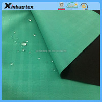 100%Polyester waterproof and warm-keeping emboss interlock softshell fabric