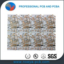 electronic control led slim light pcb board, light led pcba board