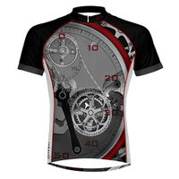 Full Sublimation Cycling Wear,fashion digital print Cycling Clothing