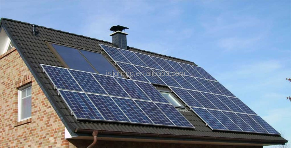 Factory cost complete home solar system 2kw