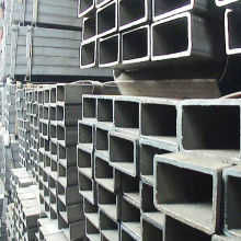 Hot rolled Galvanized red sex square steel tube