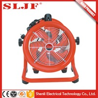 ShenLi large air ventilation standing mist snow hand held fan
