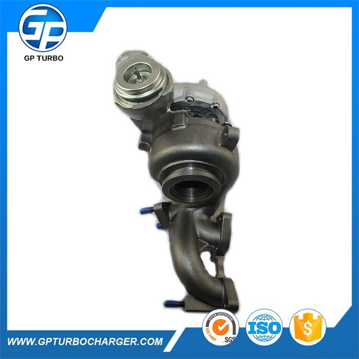 Vw Passat V6 Supercharger Kit: Ce/ts16946 Approved 724930-0010 Car Supercharger Gt1749v