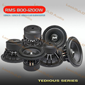 Powerful 10inch,12inch &15inch RMS 800W-1200W Car Audio Subwoofer
