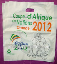 2012 hot sell biodegradable plastic shopping bag