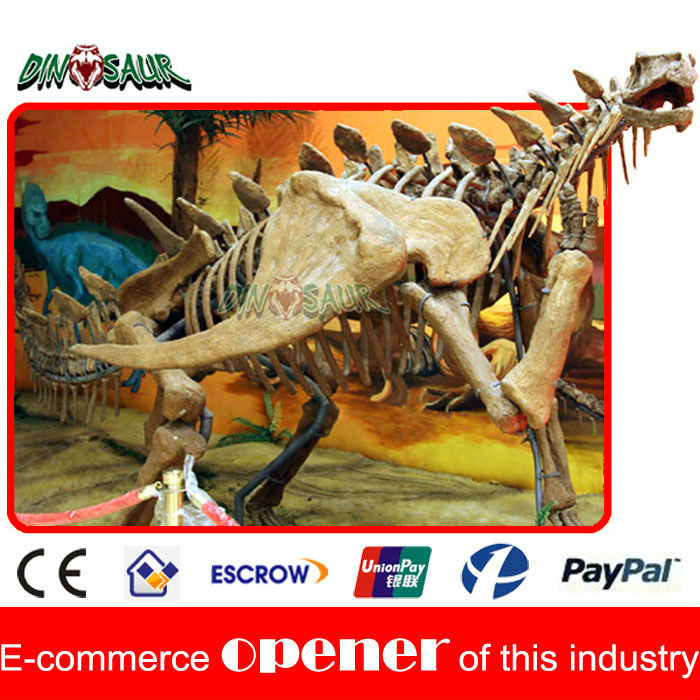 Dinosaur Fossil Crafts Replica Giant Spiny Dragon