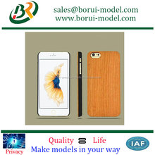 Mobile Phone Accessories Colorful Wood Phone Case shell