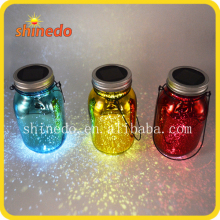 Hot Sale Manufacturer High Power Unique Fairy Mason Jar Lid Lights