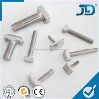 High Tension A4-80 Stainless Steel T Bolt