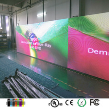 4ft x 8ft, 4ft x 6ft, 4ft x 10ft USA double sided P10 P16 LED sign wireless/Front access service LED display screen