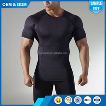 Wholesale Custom Blank Dry Fit Quality Primacy Mens Gym T Shirt