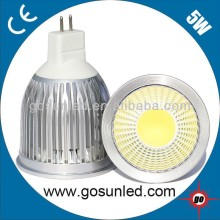 dimmable led interior spotlights MR16 5w