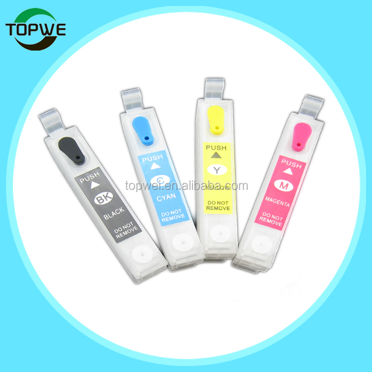 T1811~ T1814 refillable ink cartridge for Epson XP- 102 202 305 405 WF2530 WF2540