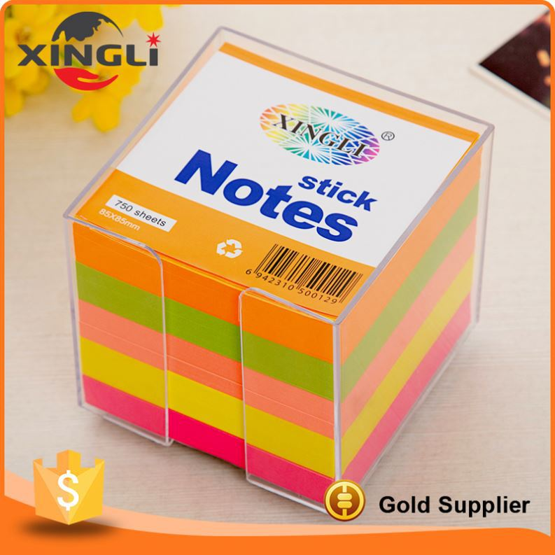 china manufacturer custom 3 inch adhesive notes wholesale