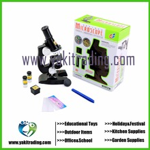 Students Children Biological Microscope Kit science experiments educational toys gift Explore microscope
