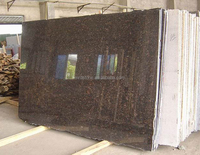 Wholesale Natural Slab India Tan Brown Granite Price