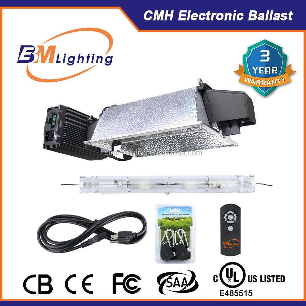 double ended electronic grow light 1000w 630W CMH ballast for hydroponics