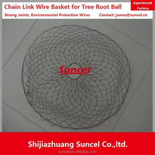 Suncel Chain link Rootball Wire Mesh Basket for Tree Transplanting