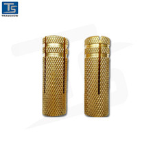 China manufacturer high quality brass drop in anchor