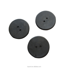 High quality Round shape Waterproof RFID UHF Button Laundry Tag