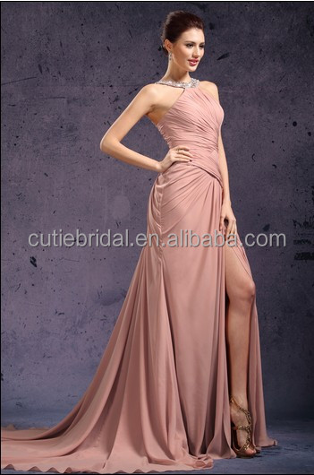 Elegant Hight quality handwork diamond bodice mermaid evening dress online shopping