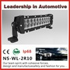 NSSC best price10 inch 60w cree off road led light bar for snowmobile