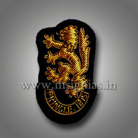 Indian Garment Blazer badge