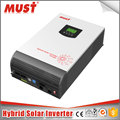High Efficiency hybrid solar inverter 5kva 4kw 48v price in Africa