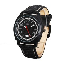 Guangdong Watches Ladies Top Popular Cheap Quartz Leather Design Wristwatch