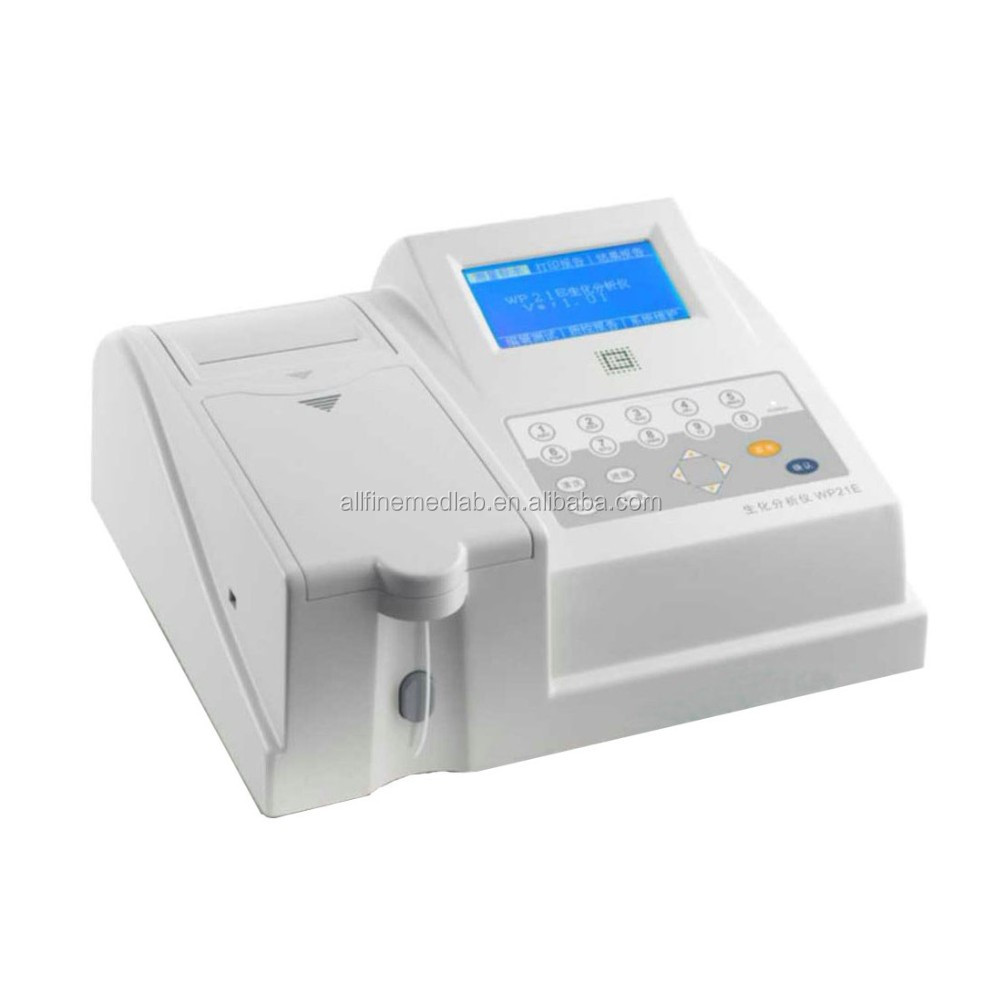 Top quality high performance WP21E Semi-Auto Chemistry Analyzer