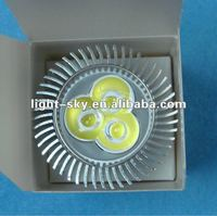 CE RoHs approved 3W led spotlight american chip