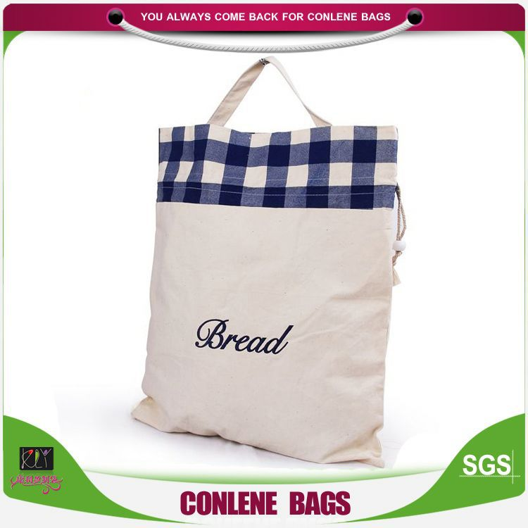 Newest Printed Cotton Canvas Shopping Bags