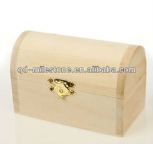 Functional letter box wood craft