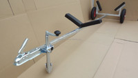 Professional boat trailer kit on stock