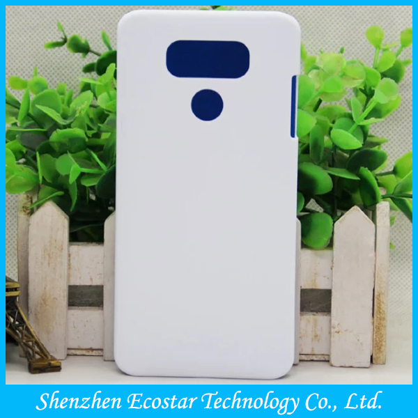 Wholesale blank 3d sublimation cell phone cover for G8