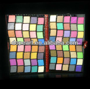 80 Colors muti-colored Eyeshadow Palette professional eye shadow,big eye shadow kit,makeup/cosmetic palette