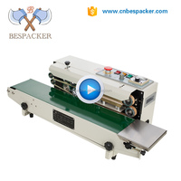 Hot selling multifunction automatic plastic film continuous sealing machine ,blister sealing machine