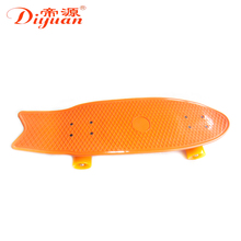 Top quality new style mini fish brand skateboard cheap skateboards