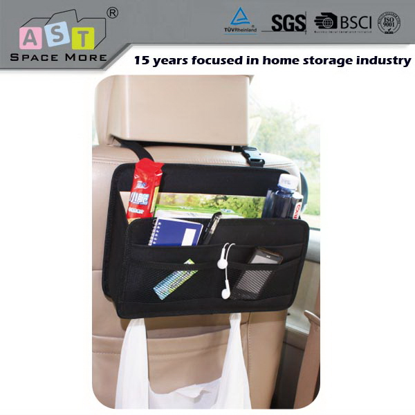 Superior quality cheap hot price multi-function car back seat organizer