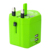 Hot sale multi all in one uk us au eu Plug adapter world travel universal USB charger adapter