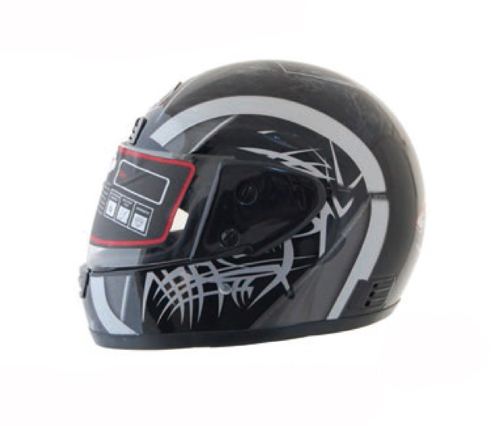 PP material motorcycle cheapest full face helmet