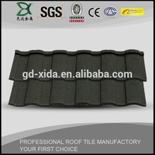Building roofing material roof tile,sand coated metal roofing tiles