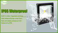 Outside led security flood light r40 led flood light IP66 Waterproof Rated with Aluminum Alloy