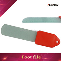 FF1277 Professional crystal glass foot file