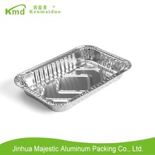 RUD192 400 ML home use aluminum foil tray for steam table