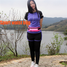 2017 Newest High Quality Wholesale Waterproof Hiking Sport Fanny Pack Multi-functional Running Waist Belt Pack