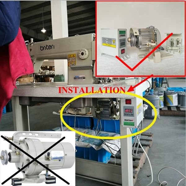 TEXTILE MACHINERY SPARE PARTS MANUFACTURERS OF SERVO MOTOR