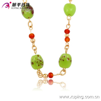 42741-xuping wholesale price new model gold chunky necklace