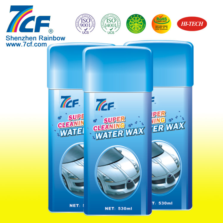 Fast Super Cleaning Water Wax for Cars